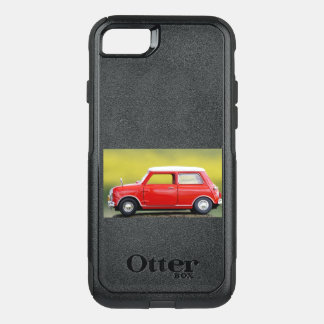 Red small car Red small car OtterBox Commuter iPhone 8/7 Case