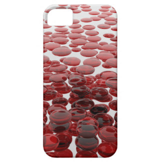 Red smarties M&M's Case For The iPhone 5