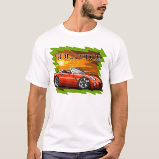 Red Solstice T-Shirt