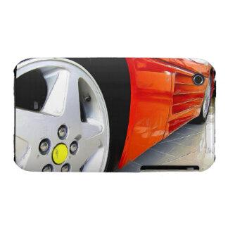 Red sports car Case-Mate iPhone 3 case