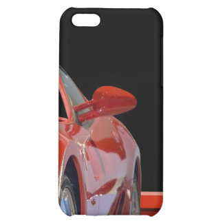 Red Sports Car  iPhone 5C Cases