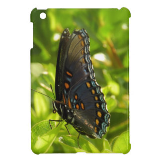Red Spotted Butterfly iPad Mini Case
