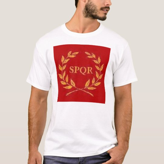 RED SPQR T-Shirt