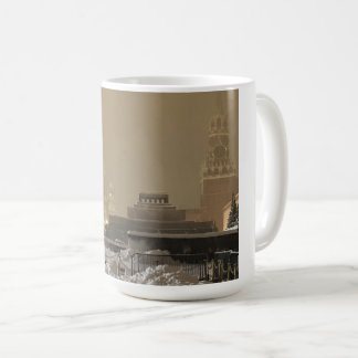 Red Square 3 Coffee Mug
