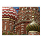 Red Square, Russian Federation Postcard