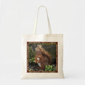 Red Squirrel Bag