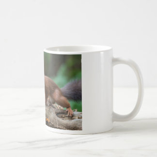 "Red Squirrel Mug ""I'm very busy you know!"""