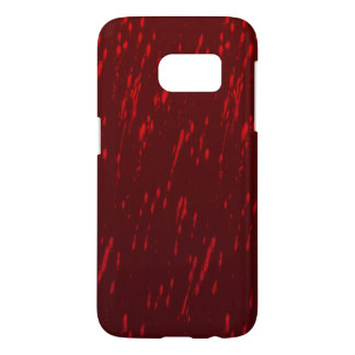 red stains samsung galaxy s7 case