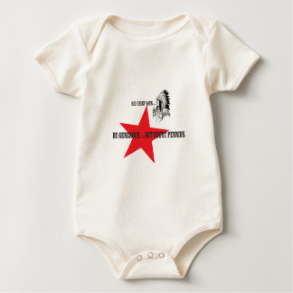 red star chief count pennies baby bodysuit