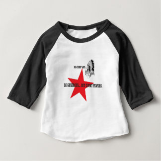 red star chief count pennies baby T-Shirt