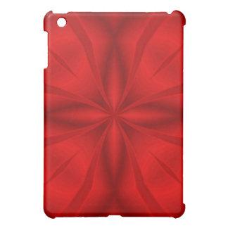 Red star iPad mini case