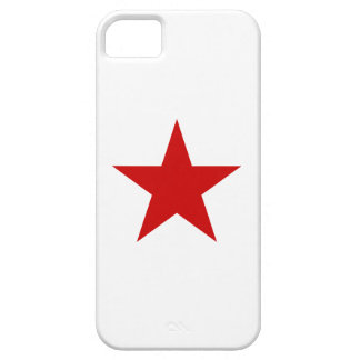 Red Star iPhone 5 Cover