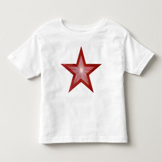 Red Star toddler t-shirt