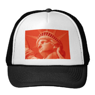 Red Statue of Liberty Hats