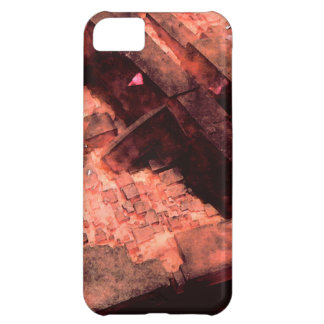 Red Stone iPhone 5C Cover