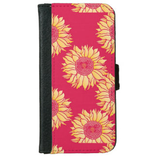 Red Sunflower Iphone 6/6s Case