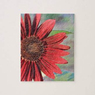 Red Sunflower Puzzles
