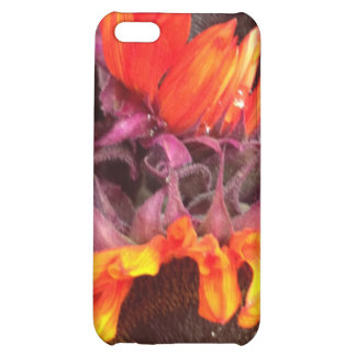 RED SUNFLOWERS iPhone 5C COVER