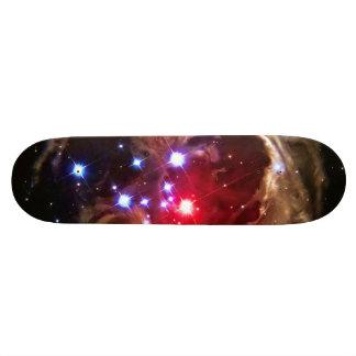 Red Supergiant Star V838 Monocerotis Skateboard