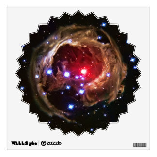 Red Supergiant Star V838 Monocerotis Wall Sticker
