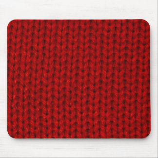 Red Sweater Mousepad