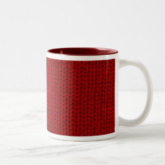 Red Sweater Mug