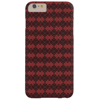 Red Sweater Pattern iPhone Case