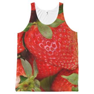 Red Sweet Strawberries