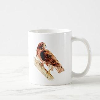 Red Tail Hawk Coffee Mug