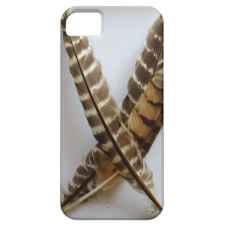 Red Tail Hawk Feather iphone5 Cell Phone Case
