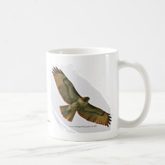 Red Tail Hawk Mug