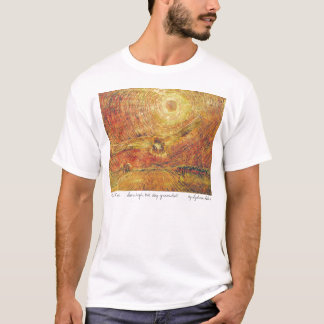 Red Tail Hawk,     Soar high, but sta... T-Shirt