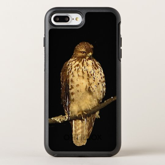 Red Tailed Hawk Bird OtterBox Symmetry iPhone 8 Plus/7 Plus Case