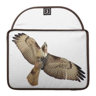 Red Tailed Hawk Bird Raptor Wildlife Animals Sleeve For MacBook Pro