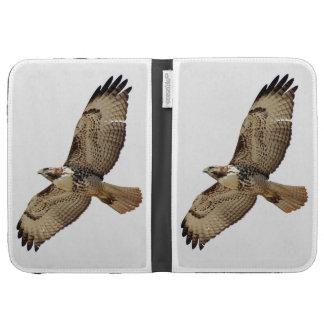Red Tailed Hawk Bird Wildlife Animal Raptor Kindle Keyboard Covers
