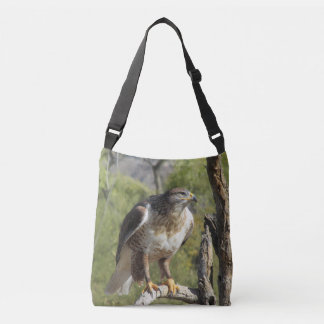 Red Tailed Hawk Crossbody Bag