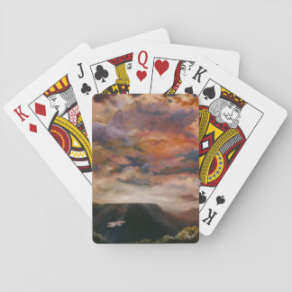 Red-Tailed Hawk Designed Classic Playing Cards