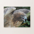 Red-tailed Hawk Photo 11 X 14 Jigsaw Puzzle