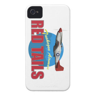 Red Tails Tuskegee Airmen Case-Mate iPhone 4 Cases
