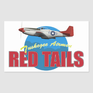 Red Tails Tuskegee Airmen with P-51