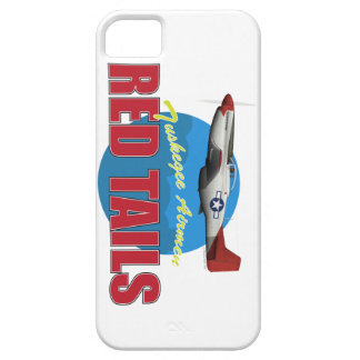 Red Tails Tuskegee Airmen with P-51 iPhone 5/5S Case