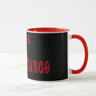 Red Tango Mug