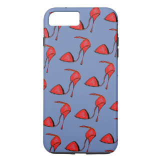 Red Tango Shoe Phone Case