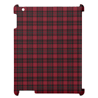 Red Tartan Case Case For The iPad 2 3 4