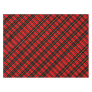 Red Tartan Plaid Table Cloth Home & Living Decor