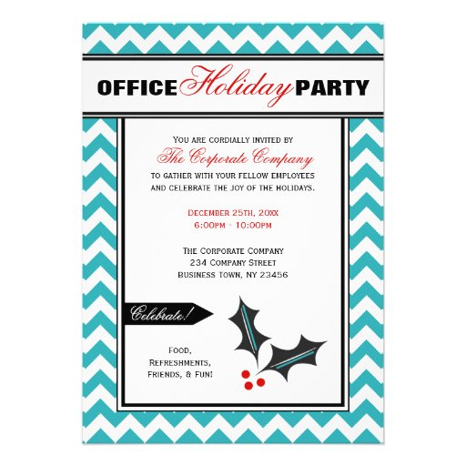 Similiar Office Party Invitation Keywords – Holiday Office Party Invitations