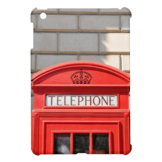 Red telephone boot in London iPad Mini Cases