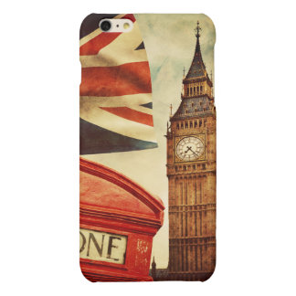 Red telephone booth and Big Ben in London, England