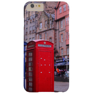 Red Telephone Booth iPhone 6 Case Barely There iPhone 6 Plus Case
