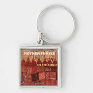 Red Tent Temple Song Key Chain